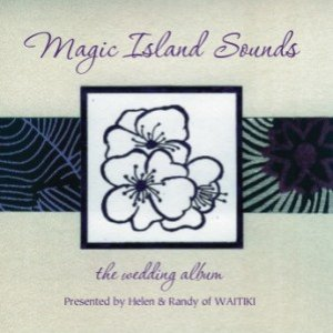 Image pour 'Magic Island Sounds: The Wedding Album'