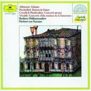 Image for 'Albinoni: Adagio / Corelli: Christmas Concerto / Vivaldi: L'amoroso'