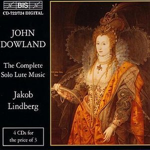Image for 'DOWLAND: Complete Solo Lute Music'