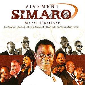Bild für 'Vivement Simaro ! Merci l'Artiste'