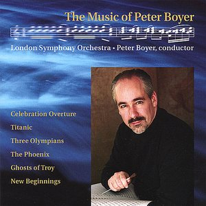 Image for 'The Music of Peter Boyer'