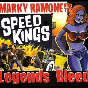 Bild für 'Marky Ramone & The Speed Kings'