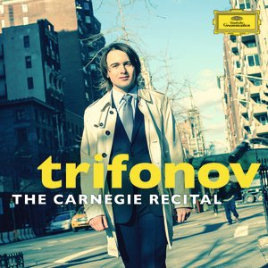 Image for 'The Carnegie Recital'