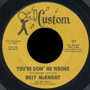 Image for 'Billy McKnight'