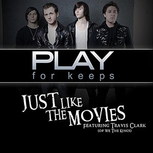 Image for 'Just Like the Movies (feat. Travis Clark)'