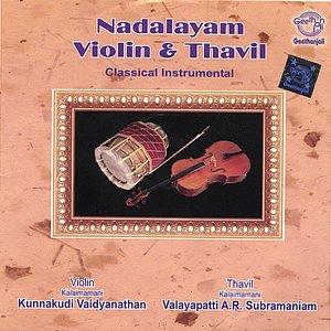 Image for 'Nadalayam – Violin & Thavil'