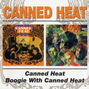 Imagen de 'Canned Heat/Boogie With Canned Heat'