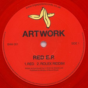 Image for 'Red EP'