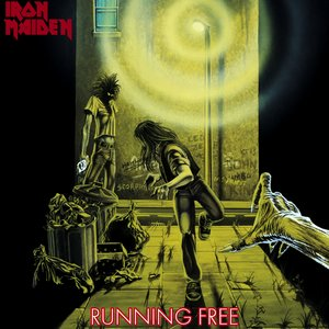 Image for 'Running Free'