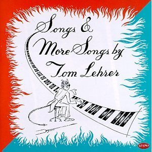 Image for 'Songs & More Songs by Tom Lehrer'