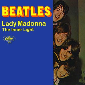 Image for 'Lady Madonna / The Inner Light'