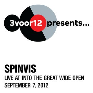 Image pour '3voor12 Presents Spinvis - Live at Into The Great Wide Open 2012'