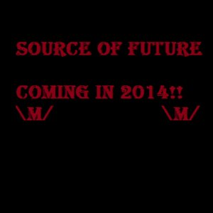 Image for 'Source of Future (2 Track Promo)'