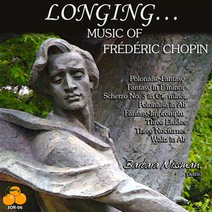Image for 'Longing... Music of Frédéric Chopin'