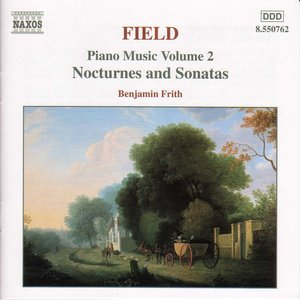 Image for 'Field: Piano Music, Vol.  2'