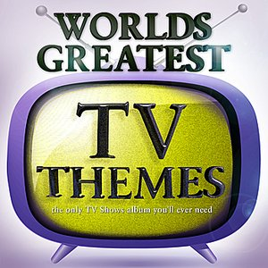 Image for '40 - Worlds Greatest TV Themes - The only TV Shows album you'll ever need'