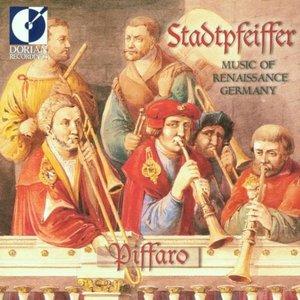 Image pour 'Stadtpfeiffer: Music of Renaissance Germany'
