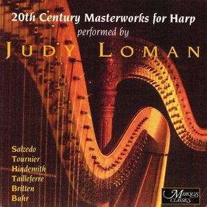 Image for '20th Century Masterworks for Harp'