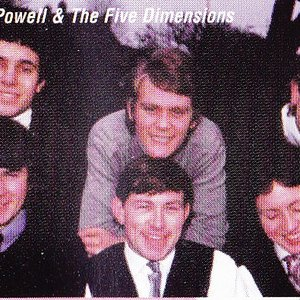 Image for 'Jimmy Powell & The Five Dimensions'