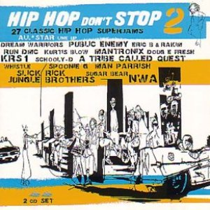 Image for 'Hip Hop Don't Stop 2 (disc 2)'