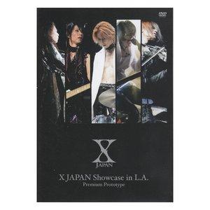 Image for 'X JAPAN Showcase in L.A. Premium Prototype'