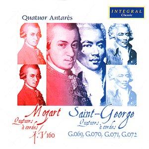 Image for 'Quatuor a Cordes en Si Bemol Majeur, G. 072: I. Allegro'