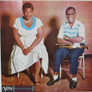 Image for 'Ella Fitzgerald & Louis Armstrong'