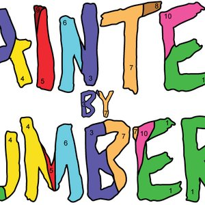 Image for 'Painted By Numbers EP'