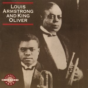 Image for 'Louis Armstrong and King Oliver'