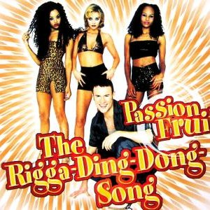 Image for 'The Rigga-Ding-Dong-Song'