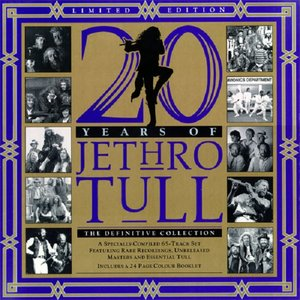 Image pour '20 Years of Jethro Tull - The definitive collection'