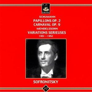 Image for 'Variatons sérieuses (Felix Mendelssohn)'