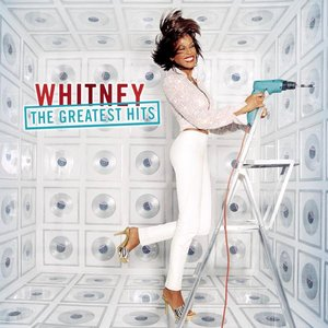 """Whitney The Greatest Hits""的封面"