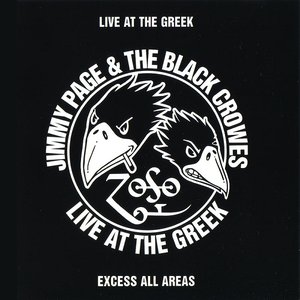 Immagine per 'Live at the Greek: Excess All Areas'