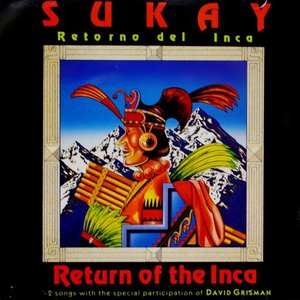 Image for 'Return Of The Inca'