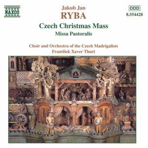 Imagem de 'RYBA: Czech Christmas Mass / Missa Pastoralis'