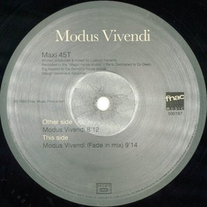 Image for 'Modus Vivendi'