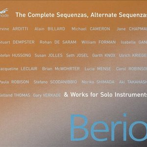 Image for 'The Complete Sequenzas & Works For Solo Instruments'