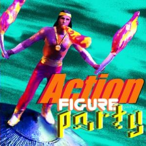 Image for 'Action Figure Party'