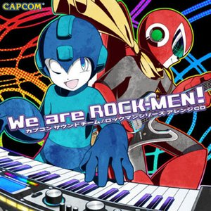 Image for 'We Are Rock-Men!'