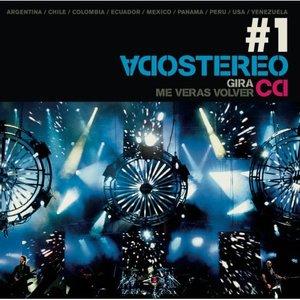 Image for 'Gira Me verás volver CD#1'