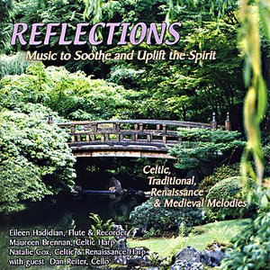Image for 'Reflections - music to soothe and uplift the spirit'