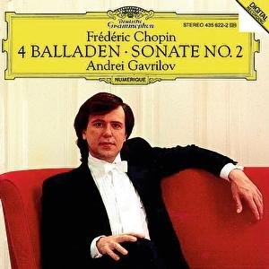 Image for 'Chopin: 4 Ballades; Piano Sonata No.2'