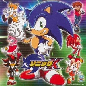 Image for 'Sonic X ~original Sound Tracks~'