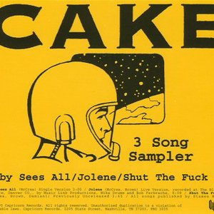 Cake Shut The Fuck Up Album 74