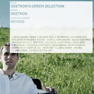 Image for 'Deetron's Green Selection'