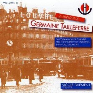 Image for 'La Musique de Germaine Tailleferre Vol. II'