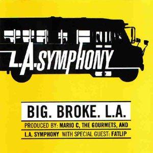 Image pour 'Big Broke L.A.'