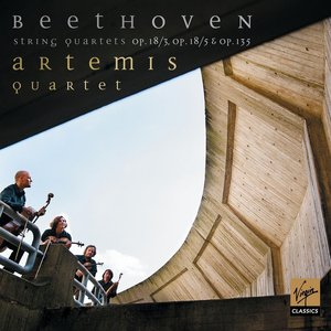 Image for 'Beethoven Complete String Quartets + Op.74'