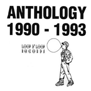 Image for 'anthology 1990-1993'